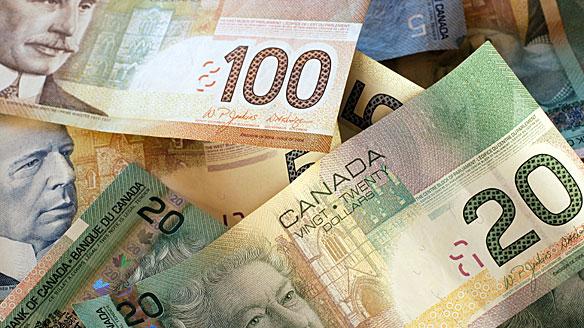 canadian money - Grasslands News